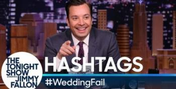Jimmy Fallon's #WeddingFails Forgot One