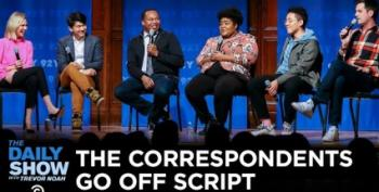 The Daily Show Correspondents' 92nd Street Y Panel