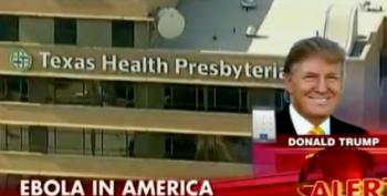 Spot The Difference:  Fox News On Ebola 2014 Vs C-Virus 2020