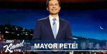 Mayor Pete Takes Over The Entire Jimmy Kimmel Show