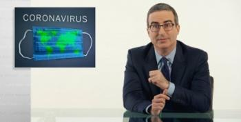 John Oliver Walks Us Through How To Live In The Age Of Coronavirus