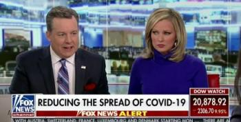 Fox Panel Slams Devin Nunes For COVID Stupidity