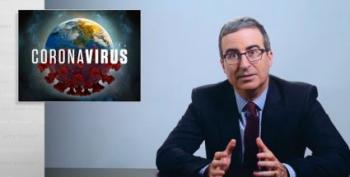 Coronavirus III: John Oliver Updates From The Front Lines
