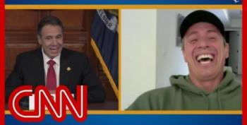 Andrew And Chris Cuomo's Brother Act Debuted On CNN And It's Hilarious