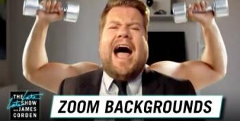 James Corden With Three Things To Cheer You Up