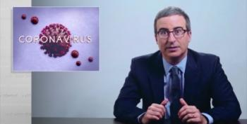 John Oliver: Why You Shouldn't Buy Breast Milk To Protect Against COVID-19