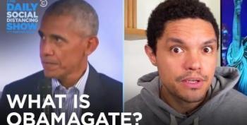 The Daily Show Gets To The Bottom Of 'Obamagate'!