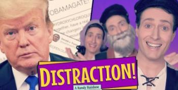 Randy Rainbow Channels 'Fiddler On The Roof' To Laugh At 'Obamagate'