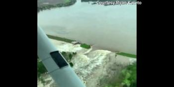 In The Wake Of Heavy Rain, Three Michigan Dams Collapse, Thousands Lose Homes