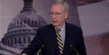 Friday News Dump: #MoscowMitch Says No More Money For You! And Other News