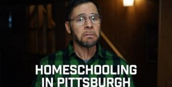 Pittsburgh Dad Tries Homeschooling