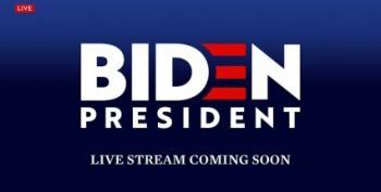 WATCH LIVE:  Joe Biden Meets With Nation's Mayors