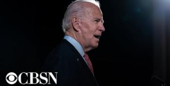 Joe Biden Addresses The Nation On Race And Trump's Attacks On Protesters
