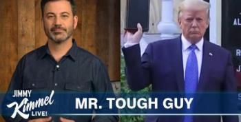 Jimmy Kimmel Does A Great Job Explaining White Privilege