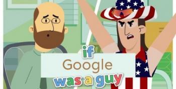 If Google Was A Guy: Quarantine Edition