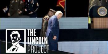 The Lincoln Project's New Ad: #TrumpIsNotWell