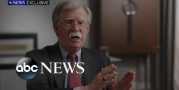 John Bolton Tells ABC News Putin Believes He Can 'Play Trump Like A Fiddle'