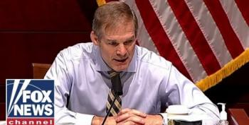 Jim Jordan Hijacks Policing Act Hearing To Defend Michael Flynn