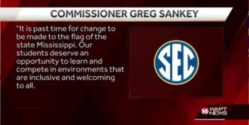 SEC Threat To Championship Games May Finally Change Mississippi's Flag