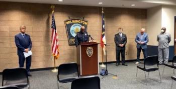 Shocking Racist Remarks Result In Firing Of Three North Carolina Cops