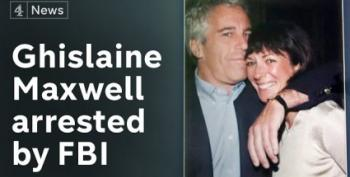 Friday News Dump: Ghislaine Maxwell Is Finally Arrested, And Other News