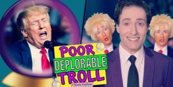 Randy Rainbow Sings 'Poor Deplorable Troll'