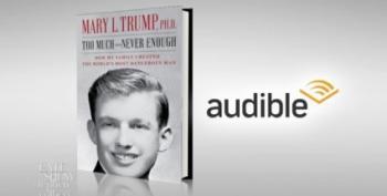Stephen Colbert Has A (Fake) Sneak Peek At Mary Trump's New Book