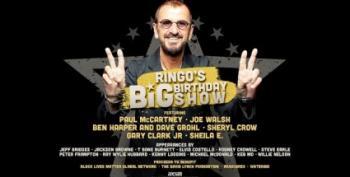 Ringo Starr's 80th Birthday Party!