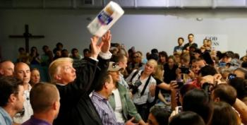 Former Advisor Says Trump Suggested 'Selling' Puerto Rico