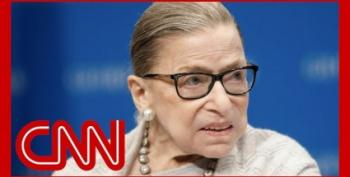 Justice Ruth Bader Ginsburg Says Liver Cancer Is Back