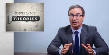 John Oliver Says Coronavirus Has Created A Perfect Storm For Conspiracy Theories