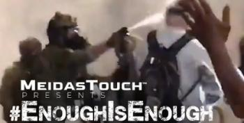 'Enough Is Enough': New Ad Features Trump Gestapo Attacks On Navy Veteran