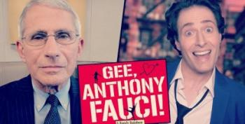Randy Rainbow Has A Stirring Tribute To His Hero, Dr. Anthony Fauci