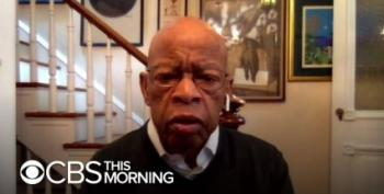 John Lewis Has The Last Word: 'Together, You Can Redeem The Soul Of Our Nation'
