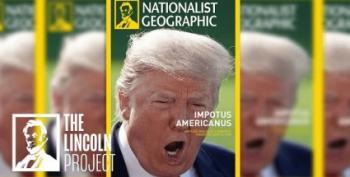 The Lincoln Project Presents Trump (Impotus Americanus)