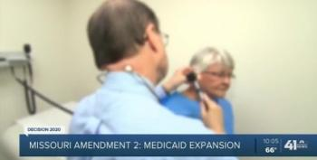 FINALLY: Missouri Voters Pass Constitutional Amendment Approving Medicaid Expansion