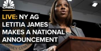 NY Attorney General Sues National Rifle Association