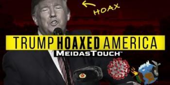 Trump Hoaxed America
