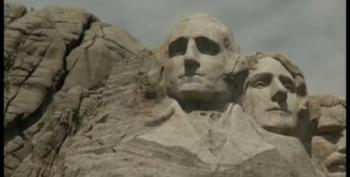 Dear Sweet Jeebus, Trump Really Does Want His Face On Mt. Rushmore