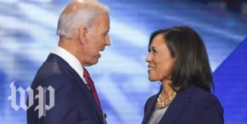 WATCH LIVE:  Joe Biden And Kamala Harris Speak At First Joint Campaign Event