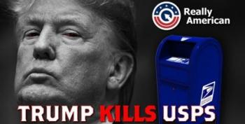 Trump Kills USPS