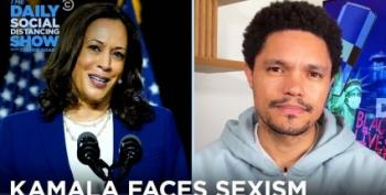 The Sexist, Racist, Double Standard For Kamala Harris And Cardi B