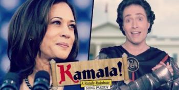 Randy Rainbow Sings 'Kamala'!  (Camelot Parody)