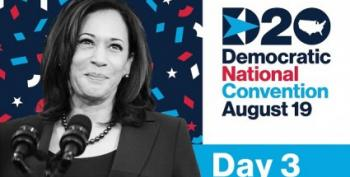 Harris, Obama, Clinton, Warren, Pelosi: Democratic National Convention Day 3