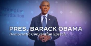 President Obama: Don't Let Trump Take Away Your Democracy