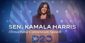 Kamala Harris' VP Nomination Acceptance Speech