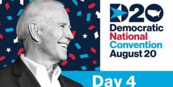 WATCH LIVE:  Democratic National Convention For Thursday
