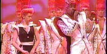 Billy Porter Sings The Sarah Palin Anthem, 1994?
