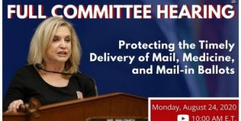LIVE STREAM: House Oversight Committee Grills Postmaster General Louis DeJoy