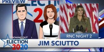 Tooning Out The News: RNC Night Two